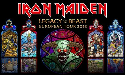 Iron Maiden Announce Legacy Of The Beast European Tour 2018with Special Guest Killswitch Engage