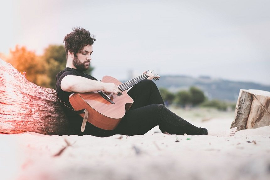Singer/Songwriter John Adams Releases New Single 'For Me, For Her, For You'