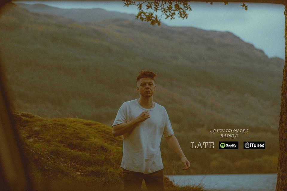 Lyric Premiere the Video for Kevin McGuire's 'Late'