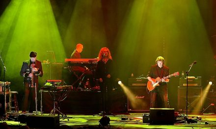 Steve Hackett Releases a New Live DVD – Wuthering Nights : Live in Birmingham on 26th January