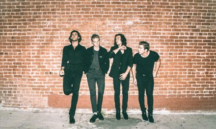 Gritty New Rock Video 'She's A Mystery' from SoCal Four Piece The Jacks | @__TheJacks