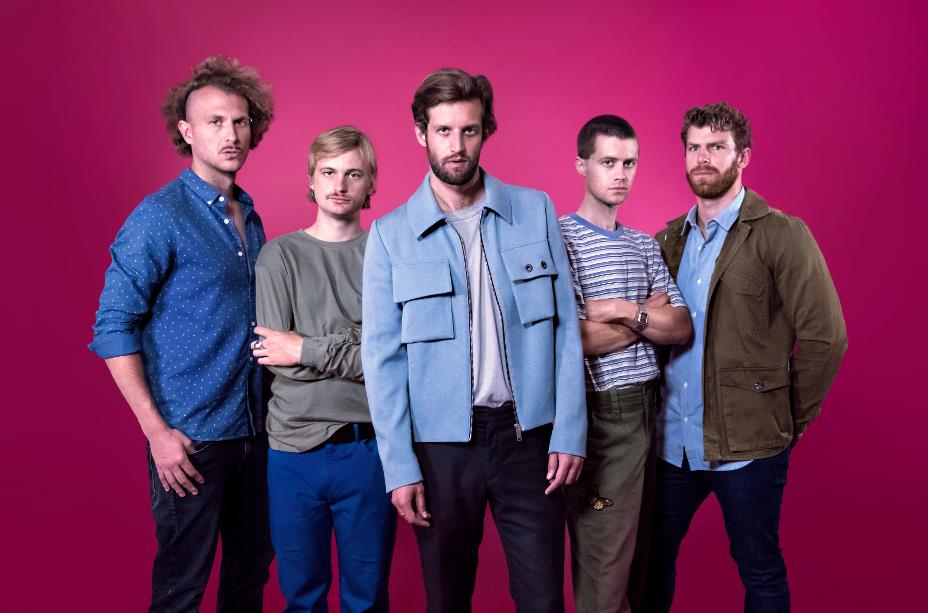 Platinum-Selling Band The Rubens Release Video for New Single 'Million Man'