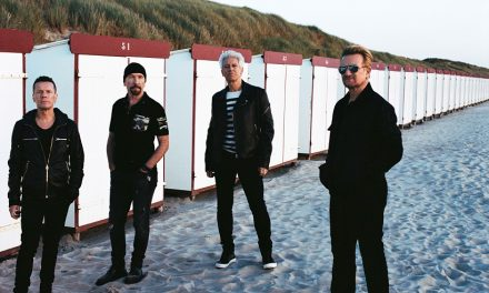 U2 to Release New Studio Album 'Songs Of Experience' on 1st December