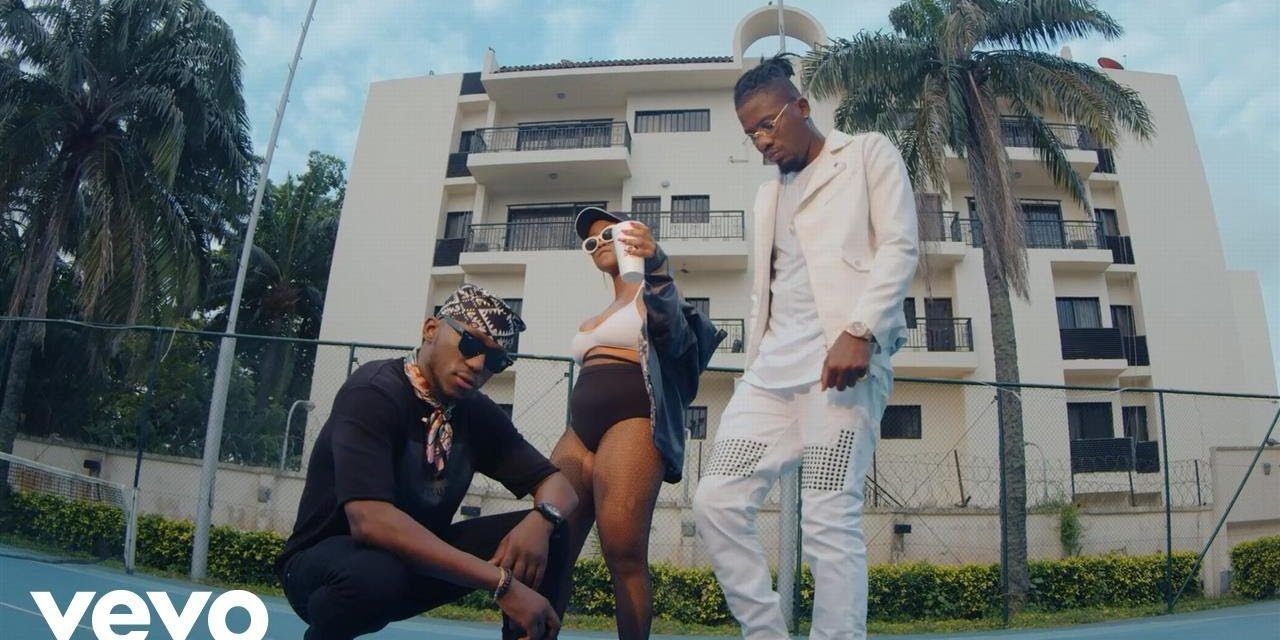 DJ Spinall - On A Low ft  YCee (Official Music Video) | The