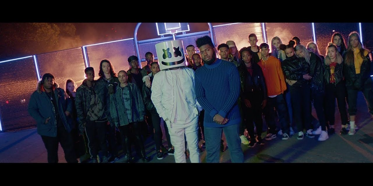 Marshmello – Blocks (Official Music Video)