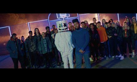 Marshmello – Blocks (Official Music Video)