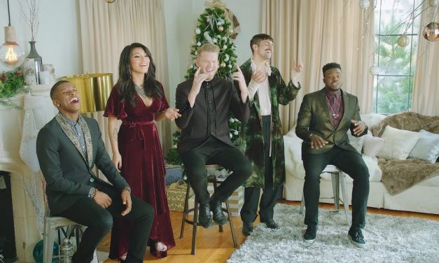 Pentatonix – Deck The Halls (Official Music Video)