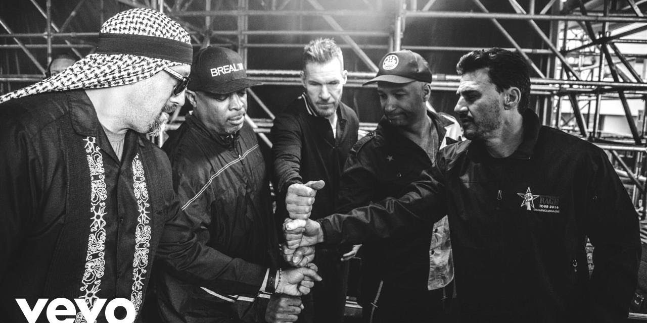 Prophets of Rage – Hands Up (Official Music Video)