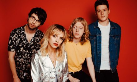 Anteros Release New Track 'Love' to be Released as a Double A-side via Flying Vinyl this Month
