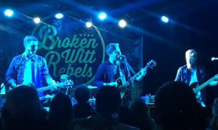 Broken Witt Rebels at Camden's Boston Music Room