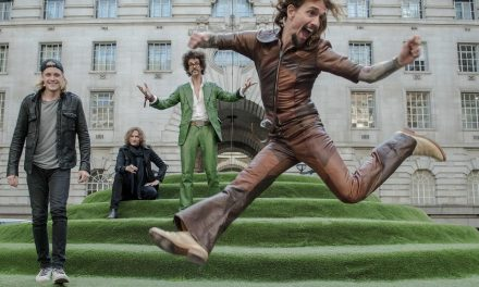 The Darkness Release Music Video for New Single 'Happiness'