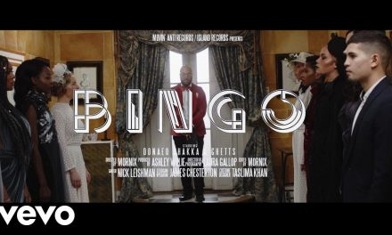Donae'O – Bingo ft. Ghetts, Shakka (Official Music Video)