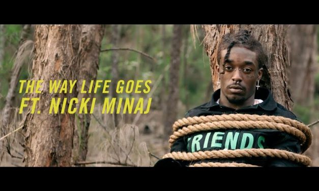 Lil Uzi Vert – The Way Life Goes Remix Feat. Nicki Minaj (Official Music Video)