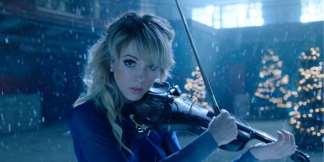 Lindsey Stirling – Carol of the Bells (Official Music Video)