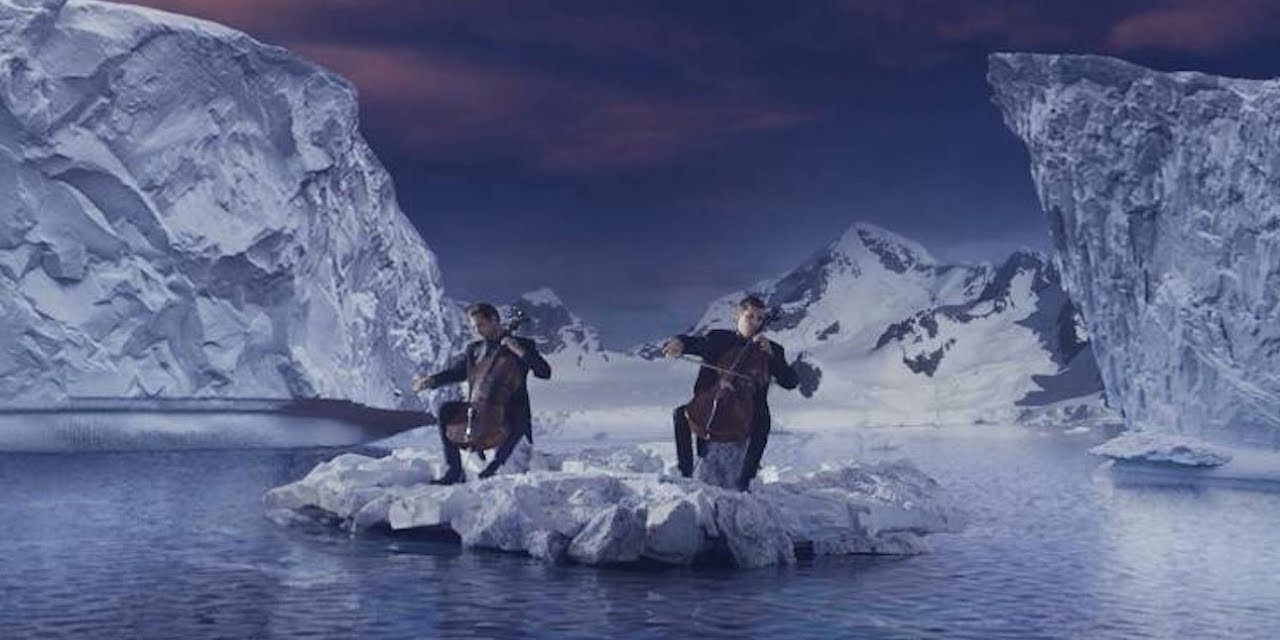 2CELLOS – My Heart Will Go On (Official Music Video)