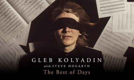 "Gleb Kolyadin Releases his Debut Self-Titled Solo Album and Premieres First Track ""The Best of Days"""