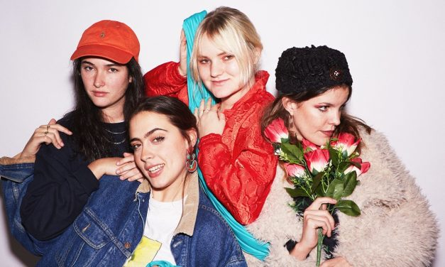 Hinds Announce Album 'I Don't Run' out April 6th on Lucky Number