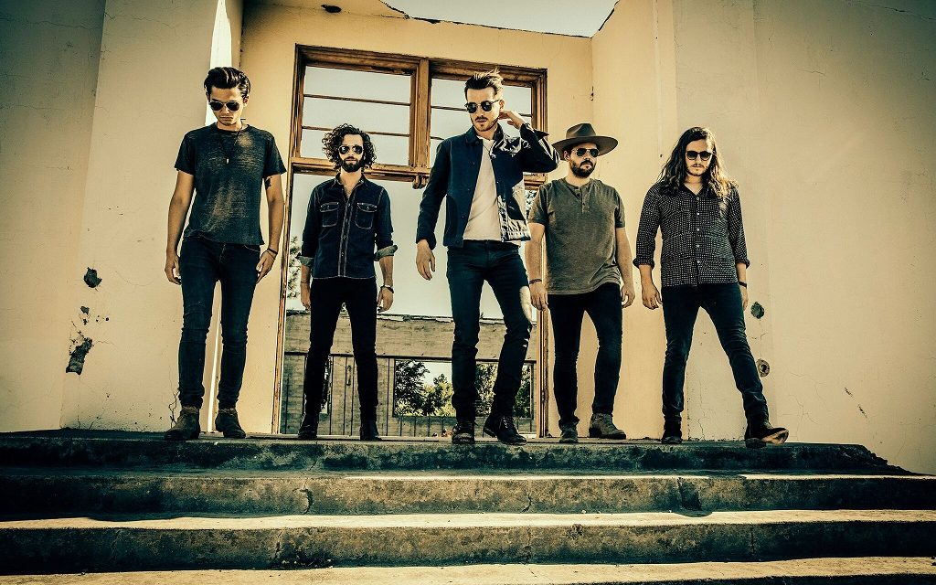 LANCO to Release Debut Album 'Hallelujah Nights' Worldwide on 19th January