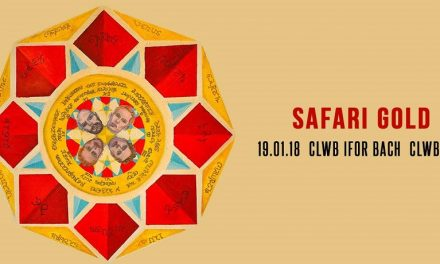 Cardiff Indie-Pop Band Safari Gold set to Release Self-Titled Debut Album | @safarigoldmusic