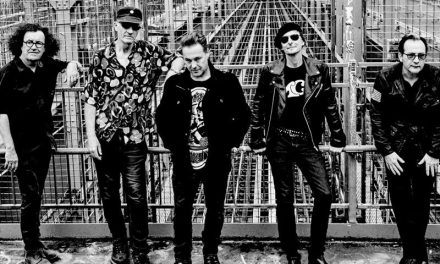The Damned Release Futuristic Video for 'Standing on the Edge of Tomorrow'