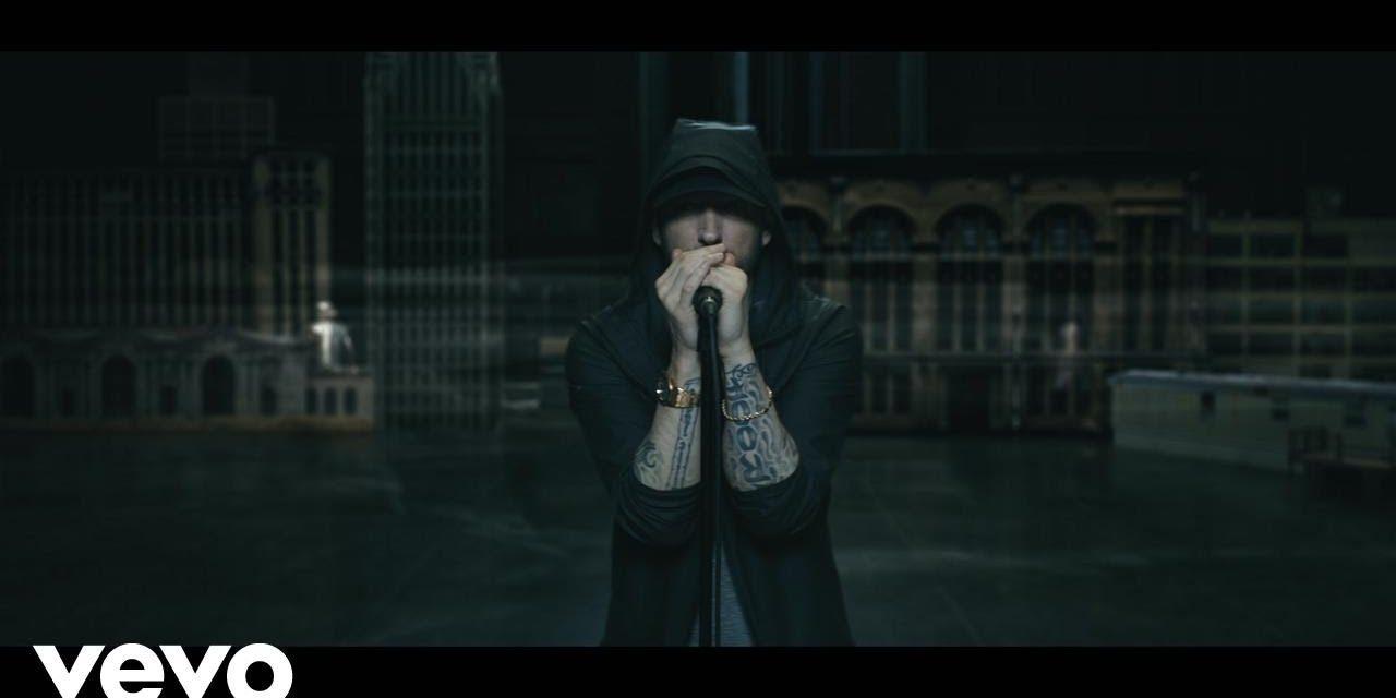 Eminem – Walk On Water ft. Beyoncé (Official Music Video)