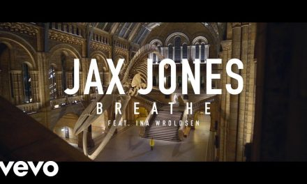 Jax Jones – Breathe ft. Ina Wroldsen (Official Music Video)
