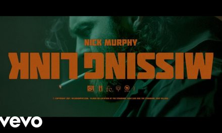 Nick Murphy – Missing Link (Official Music Video)