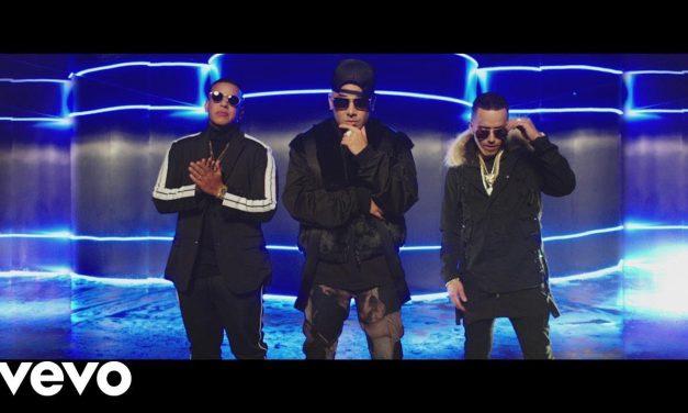 Wisin, Yandel, Daddy Yankee – Todo Comienza en la Disco (Official Music Video)