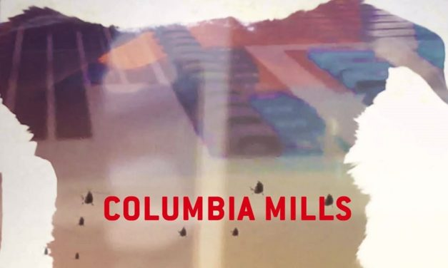 COLUMBIA MILLS Announce 2018 UK Tour Dates | Debut Album 'A Safe Distance to Watch' out May