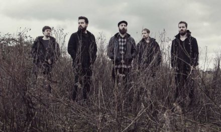 Desert Storm Release Weighty New Video 'Journey's End' + 'Sentinels' LP out 16th March | @desertstormuk