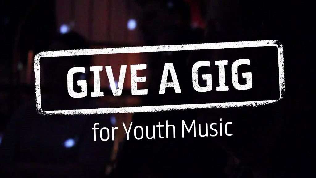 Jazz Musicians Come Together for Youth Music's Give a Gig Week
