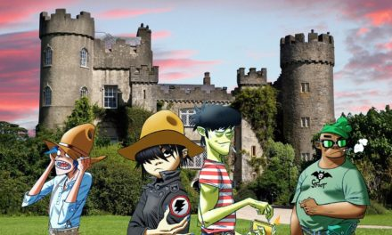 Gorillaz, Little Simz and Hypnotic Brass Ensemble at Malahide Castle