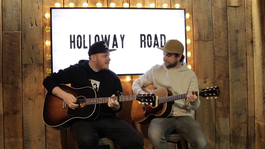 Holloway Road Confirm C2C and Discuss their New Music in Ticketmaster Session