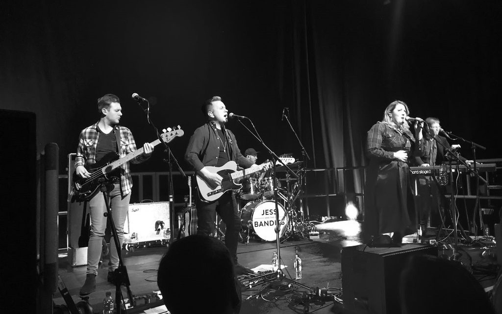 Review: Jess and The Bandits at The Cambridge Junction | @JesstheBandits