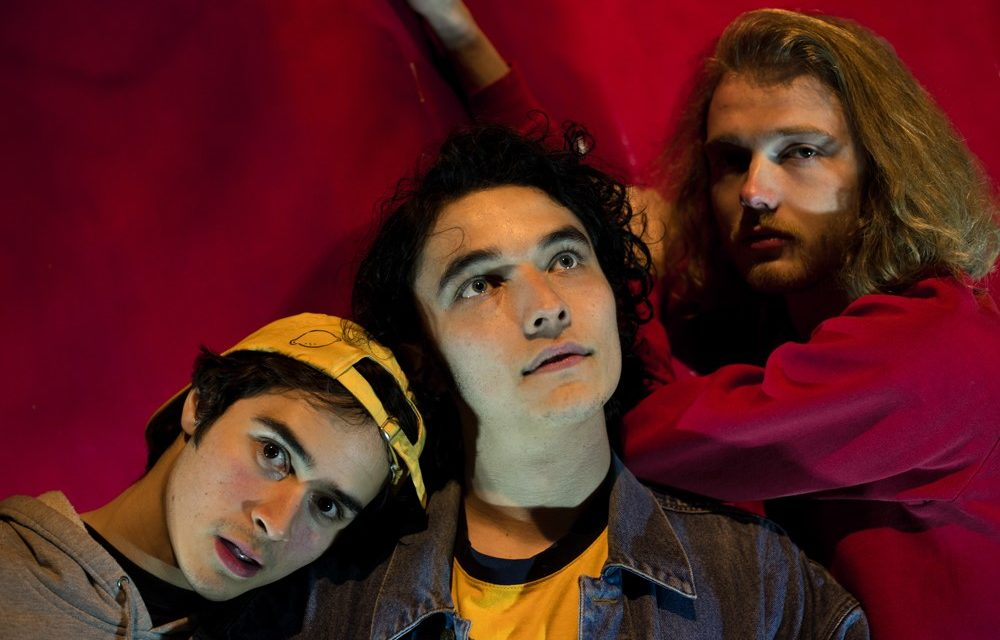 Introducing Naked Giants and their Debut Album 'SLUFF' out 30th March | @nakedgiants