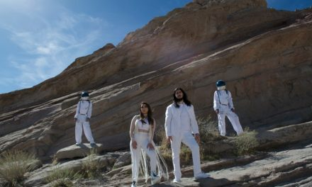 New Single 'Pyramid' from Hard Rock Duo Satellite Citi | Upcoming Debut EP 'Negative Space' due Spring 2018