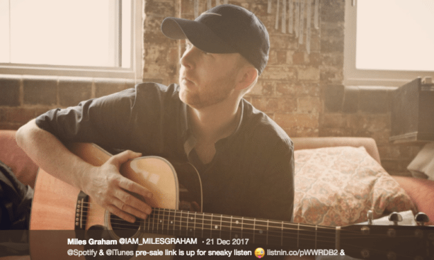 Review: Miles Graham's Latest Soulful Single 'Love for the People' | @IAM_MILESGRAHAM