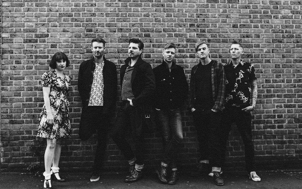 Riotous Folk Punk Outfit SKINNY LISTER Release New Single 'Thing Like That'
