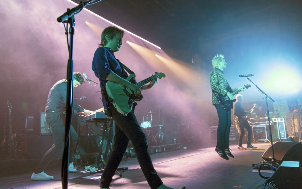 Review: Franz Ferdinand at The Cambridge Corn Exchange