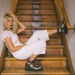 Review: Madison Malone's Ethereal Pop Track 'Flowers on Leather' | @madisonmaloneM