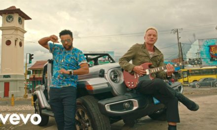 Sting, Shaggy – Don't Make Me Wait (Official Music Video)