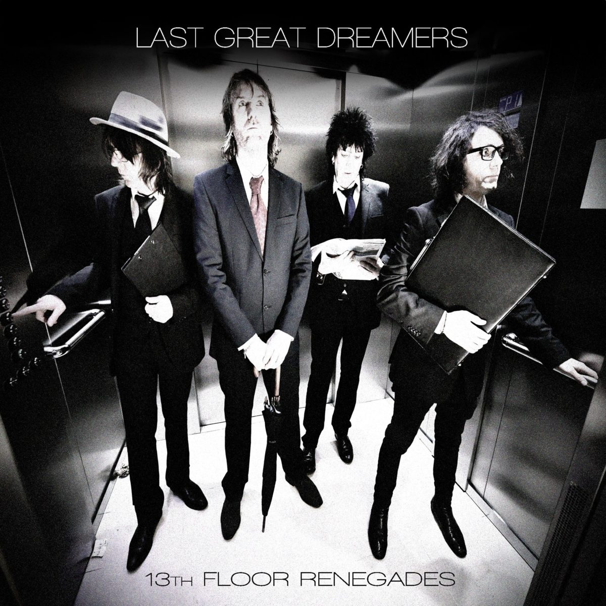 Review last great dreamer 39 s new album 13th floor for 13th floor review