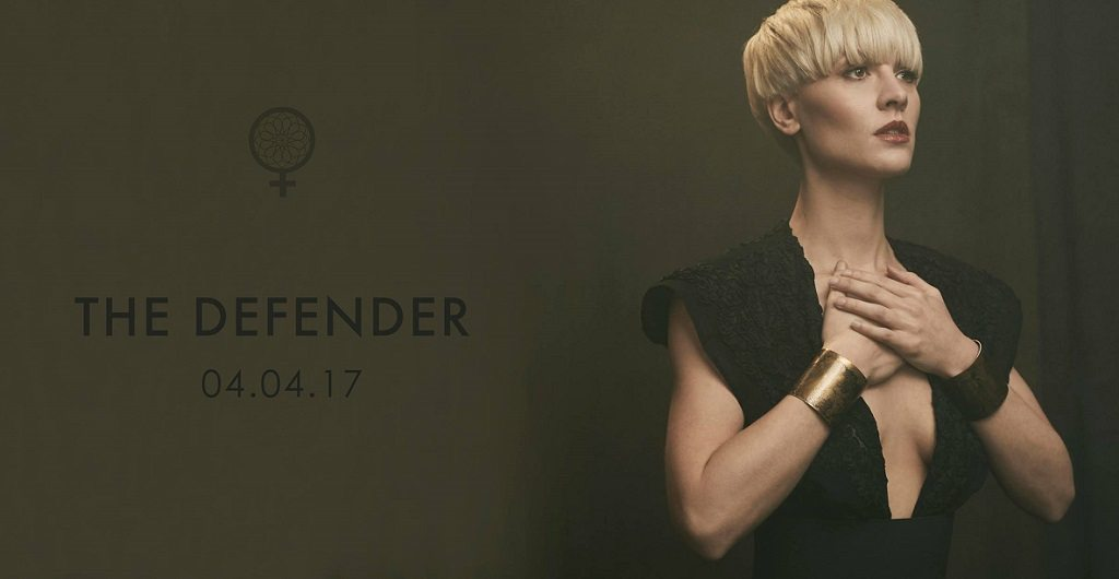 Mica Millar Releases New Single 'The Defender' out 4th April 2018