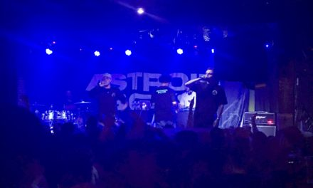 Review: Astroid Boys at Rebellion Club, Manchester | @astroidboys