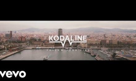 Kodaline – Follow Your Fire (Official Music Video)