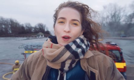 Rae Morris – Someone Out There (Official Music Video)