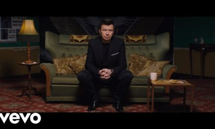 Rick Astley – Walk Like A Panther (Official Music Video)