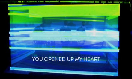 The Slow Readers Club – You Opened Up My Heart (Official Music Video)