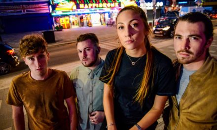SOUTHCHURCH Drop Club Inspired New Visuals for their Indie-Garage Anthem 'FADING'