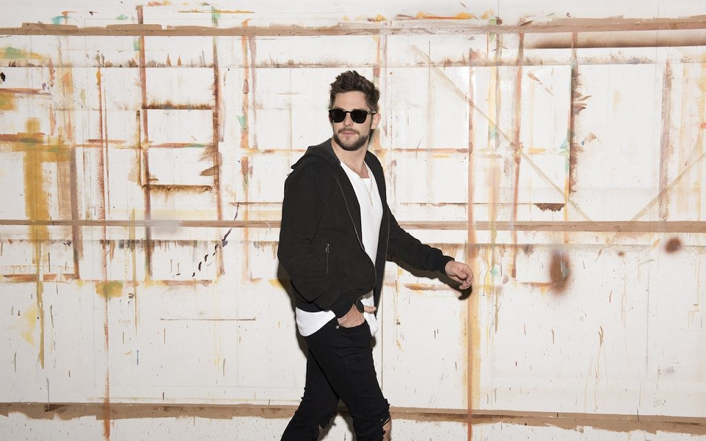 Thomas Rhett Releases 'Leave Right Now – The Remixes' + Return to UK